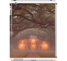 Oak Alley Plantation iPad Case/Skin