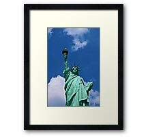 Liberty.  Framed Print