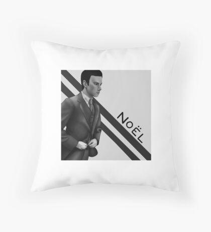 Chris Colfer as Noel Coward Throw Pillow