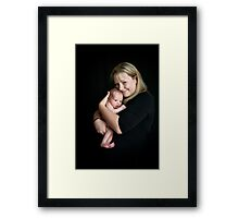 Special love Framed Print
