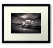 Nairn Harbour Framed Print