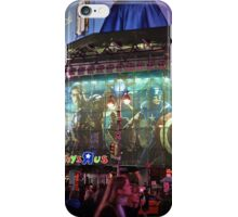 Avengers on Broadway. iPhone Case/Skin