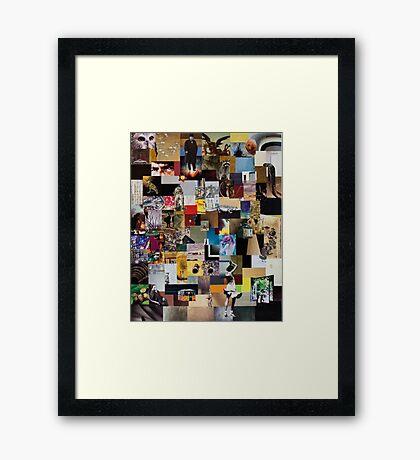 chosen Framed Print