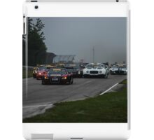 Pirelli World Challenge Start iPad Case/Skin