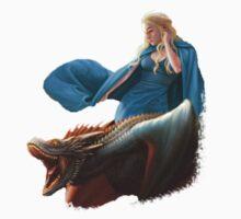 Daenerys Targaryen - Mother of Dragons by elektro