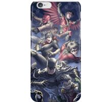 The Court iPhone Case/Skin