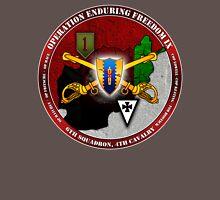 6-4 Cavalry (Operation Enduring Freedom IX) Unisex T-Shirt