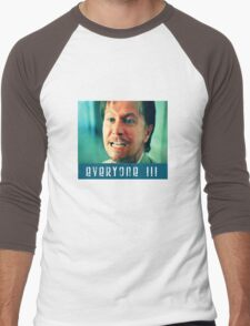 Stansfield - the Professonal Men's Baseball ¾ T-Shirt