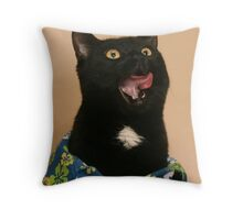 I Can't Take It Anymore!! Throw Pillow