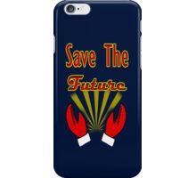 Save The Future: Zoidberg iPhone Case/Skin