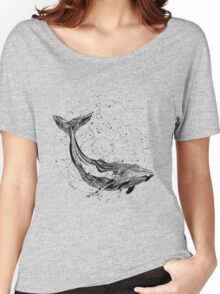 Wild Spirit - Transparent Women's Relaxed Fit T-Shirt