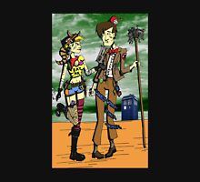 The Doctor Meets Tank Girl Unisex T-Shirt