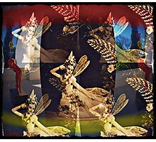 ophelia liked to dance Photographic Print
