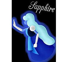 .:Sapphire:. Photographic Print