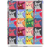 Warhol Pikachu iPad Case/Skin