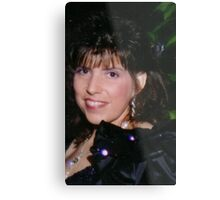 Cheryl.. my dear sister Metal Print