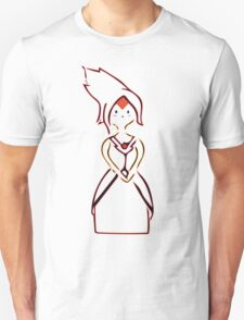 Flame Princess Adventure Time  Unisex T-Shirt
