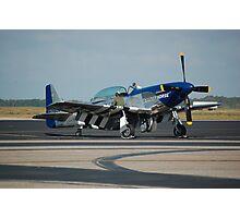 P-51 Photographic Print