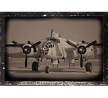B-25 Photographic Print