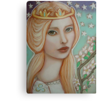 The Empress  Metal Print