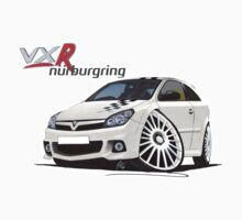 Vauxhall Astra VXR Nurburgring by Richard Yeomans