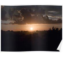 Sunset 4 Poster