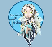 She Wants the Tether Unisex T-Shirt