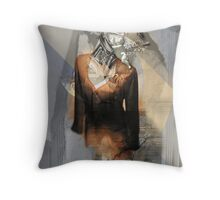 Angelhunt Throw Pillow