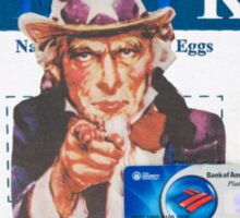 eggs Sticker