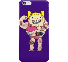 Strong Woman iPhone Case/Skin