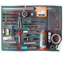 TOOLS OF THE JOB Poster
