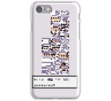 Wild MISSINGNO Appeared! iPhone Case/Skin