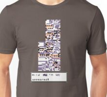 Wild MISSINGNO Appeared! Unisex T-Shirt