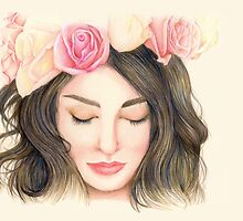 Roses by Amie Ward