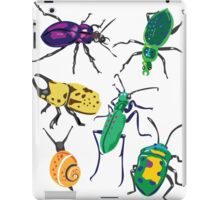 Cute as a bug iPad Case/Skin