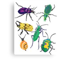 Cute as a bug Metal Print