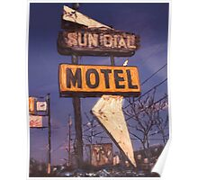 Sun Dial Motel Poster