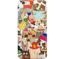 Cat's Millinery Mania iPhone Case/Skin