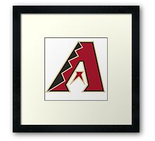 Arizona Diamondbacks Framed Print