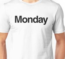 The Week - Monday Unisex T-Shirt