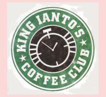 King Ianto's Coffee Club Baby Tee