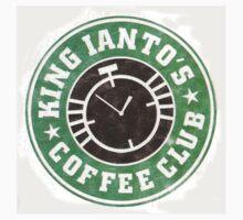 King Ianto's Coffee Club One Piece - Short Sleeve