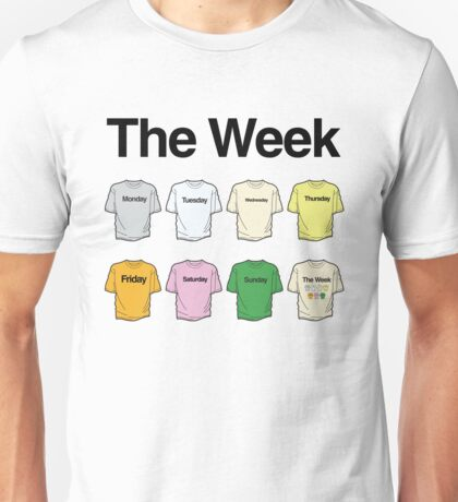 The Week Project Unisex T-Shirt