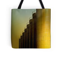 organ preludium Tote Bag