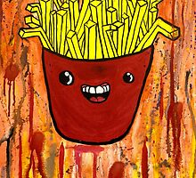 Fries by Brieana
