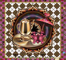 Tea for Two by Desirée Glanville