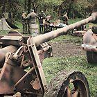 Battle Preparations by Lyle Hatch