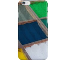 Colours of Kathmandu iPhone Case/Skin