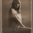 Albumen print from Type 55 negative. by Joseph N. Hall