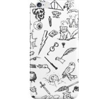 Whimsical Harry Potter iPhone Case/Skin